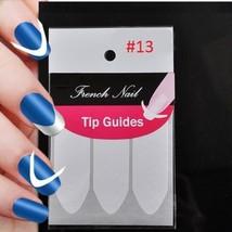 AAA:  2 PCS of  #13 Stickers For Nail Art w/Free 1 Roll Striping Tape Li... - $1.89