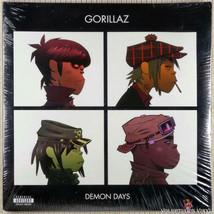 Gorillaz – Demon Days (2005) 2xLP, Original UK Press, SEALED - £279.16 GBP