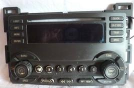 04 05 06 Chevrolet Malibu Radio Cd Player UN0  Face Plate Replacement  1... - $7.28