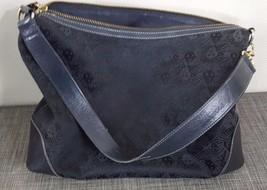 Anne Klein Black Signature Shopping Tote, Shoulder Handbag, Purse, Bag, $95 - $27.67