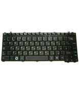 New OEM RU keyboard Toshiba T130 T135 M900 V101446AK1 V101462AK1 Glossy - $10.90