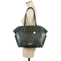 NWT Brahmin Medium Camila Leather Tote/Shoulder Bag in Agate Melbourne - $329.00