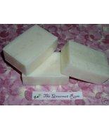 10 BARS GOATS MILK COMPLEXION SOAP 100% All Natural Glycerin Bulk Wholes... - $24.95
