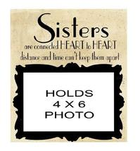 Ohio Wholesale Sister's Stoneware Frame Wall Art, Everyday Collection - $11.79