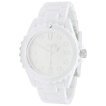 EOS New York Marksmen Wristwatch in White - $58.50