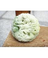 Free Shipping -Chinese Natural white Dragon jadeite jade  charm  Pendant... - $19.99