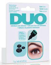 Ardell DUO Individual Lash Adhesive Waterproof Eyelashes glue Dark 0.25 oz - $8.99