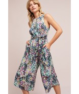 NWT PLENTY by TRACY REESE SELENA FLORAL JUMPSUIT L - $99.74