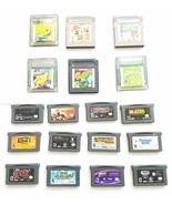 Lot of 18 Game Boy Games - $90.00