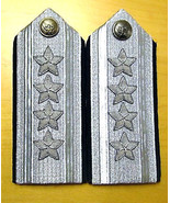 US AIR FORCE GENERAL MALE MESS DRESS SHOULDER BOARDS - CURRENT ISSUE CP ... - $84.47