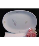KPM Krister Leaves Leaf China Platter, Vintage Germany Porcelain Dinnerware - $29.99
