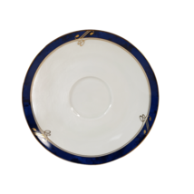 Vintage Nikko Sapphire Fine China Patra Pattern Saucer Made in Japan - $6.99
