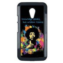 Jimi Hendrix Motorola Moto G 2nd case Customized Premium plastic phone c... - $11.87