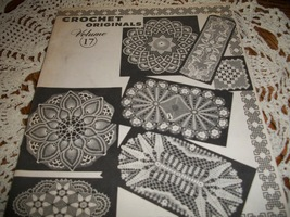 Crochet Originals Volume 17 - $10.00