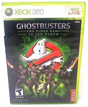 Ghostbusters: The Video Game (Microsoft Xbox 360, 2009) CIB - $10.41