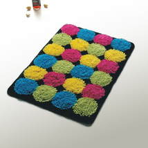 Naomi [Cupcakes] Kids Room Rugs (15.7 by 23.6 inches) - $19.89