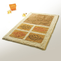 Naomi[Plants Collection]Luxury Home Rugs 19.7 by 31.5 inches - $24.99