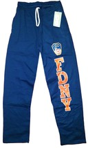 FDNY Sweatpants Official Licensed Mens Pants Navy Blue - $27.98+