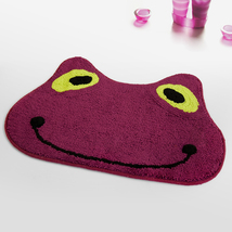 Naomi [Frog] Luxury Home Rugs (17.7 by 25.6 inches) - $18.99
