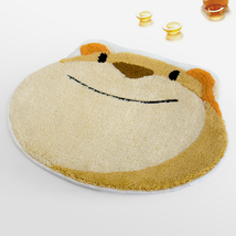 Naomi [Happy Animal] Kids Room Rugs (19.7 by 23.6 inches) - $18.99