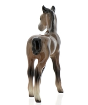 Hagen-Renaker Miniature Ceramic Horse Figurine Thoroughbred Colt  image 9
