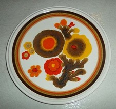 Vintage Mikasa Fancy Free A La Mode Collectible Dinner Plate E7801, Made... - $23.99