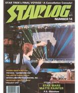 Starlog magazine # 14 (June 1978) - $5.95