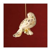 Lenox Bejeweled Christmas Dove Ornament NIB - $49.00