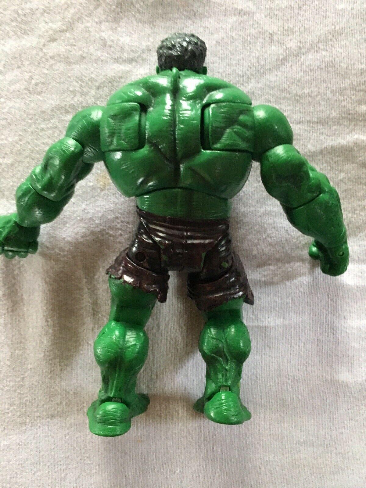 2002 Incredible Hulk action figure image 3