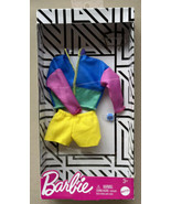 Barbie Fashion Clothing Workout Outfit Watch Sunglasses NEW Shorts Shirt - $9.99