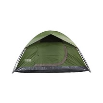 Heavy Duty Tent, Fabric Olive Heavy Duty Waterproof 2-person Backpacking Tent - $92.69
