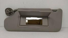 2006-2016 Chevrolet Impala Driver Left Sun Visor Sunvisor Light Grey 74817 - $71.56