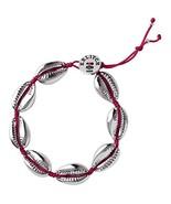 KELITCH Natural Shell Gold Shell Cowry Beaded Friendship Bracelets Boho ... - $18.73