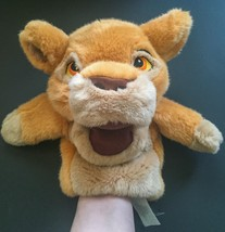 Disney The Lion King Nala Hand Puppet Plush Stuffed Animal Female Liones... - $11.87