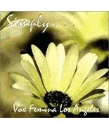 Simply Vox Femina Los Angeles Audio CD Multiple Artists Levine, Dr. Iris S. - $23.30