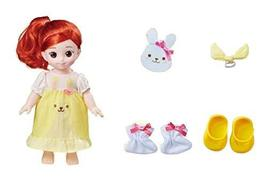 KONGSUNI and Friends Rabbit Princess Song-i Costume Play Set Doll Plush Toy Role