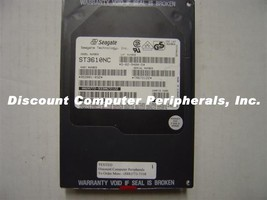 Seagate ST3610NC 600MB SCSI 80PIN Drive Tested Good Free USA Shipping