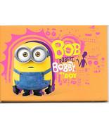 Minions Movie Minion Bob Robert, Bobby my Boy Refrigerator Magnet NEW UN... - $3.99
