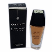 Guerlain Lingerie De Peau Invisible SKIN-FUSION Foundation Spf 20-PA+ 30ML #24 - $58.91