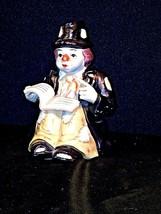 Emmett Kelly Clown Music Box Vintage Sun Saint