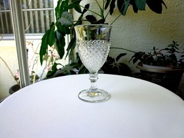 Westmoreland English Hobnail Clear Water Glass(es) - $6.93