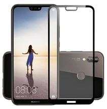 3D Tempered Glass For Huawei P20 Lite Full Cover 9H Protective film Explosion-pr - $12.81