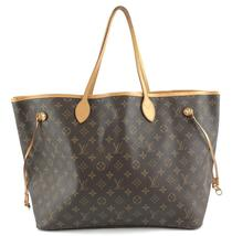 #32322 Louis Vuitton Neverfull Neo Nm Large Gm Tote Work Canvas Shoulder... - $1,150.00