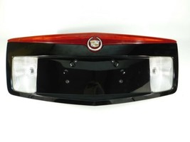 ✅ 2003 - 2007 Cadillac CTS Trunk License Plate Reverse 3rd Brake Light OEM - $252.40