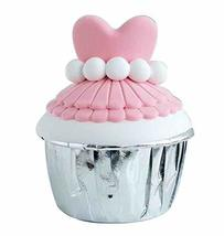 Black Temptation Simulation Cupcake Artificial Fake Cake Model Dessert P... - £22.90 GBP