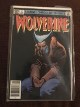 Marvel Conic Book - Wolverine #3 Limited Series - 1982 - $29.70