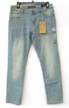 Ring Of Fire NWT $40  Youth Boys Jeans Blue Stone Size 18 Flex Stretch K... - $24.74