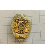 Sergeant Mesa Arizona Police Badge - $385.00