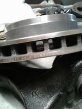 Disc Brake Rotor-Brake Discs Front  53042 (jew) image 2