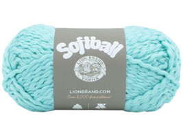 Lion Brand Softball Yarn in Rapids #141 - $6.99